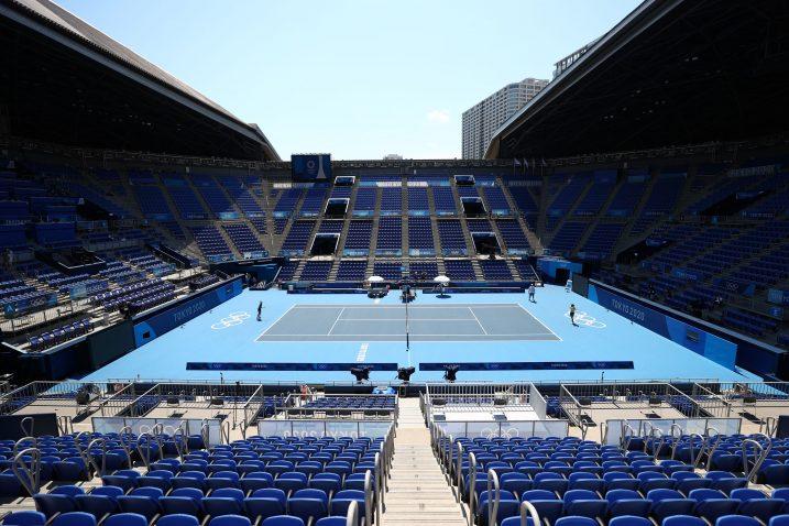 Teniski centar Ariake/Foto REUTERS