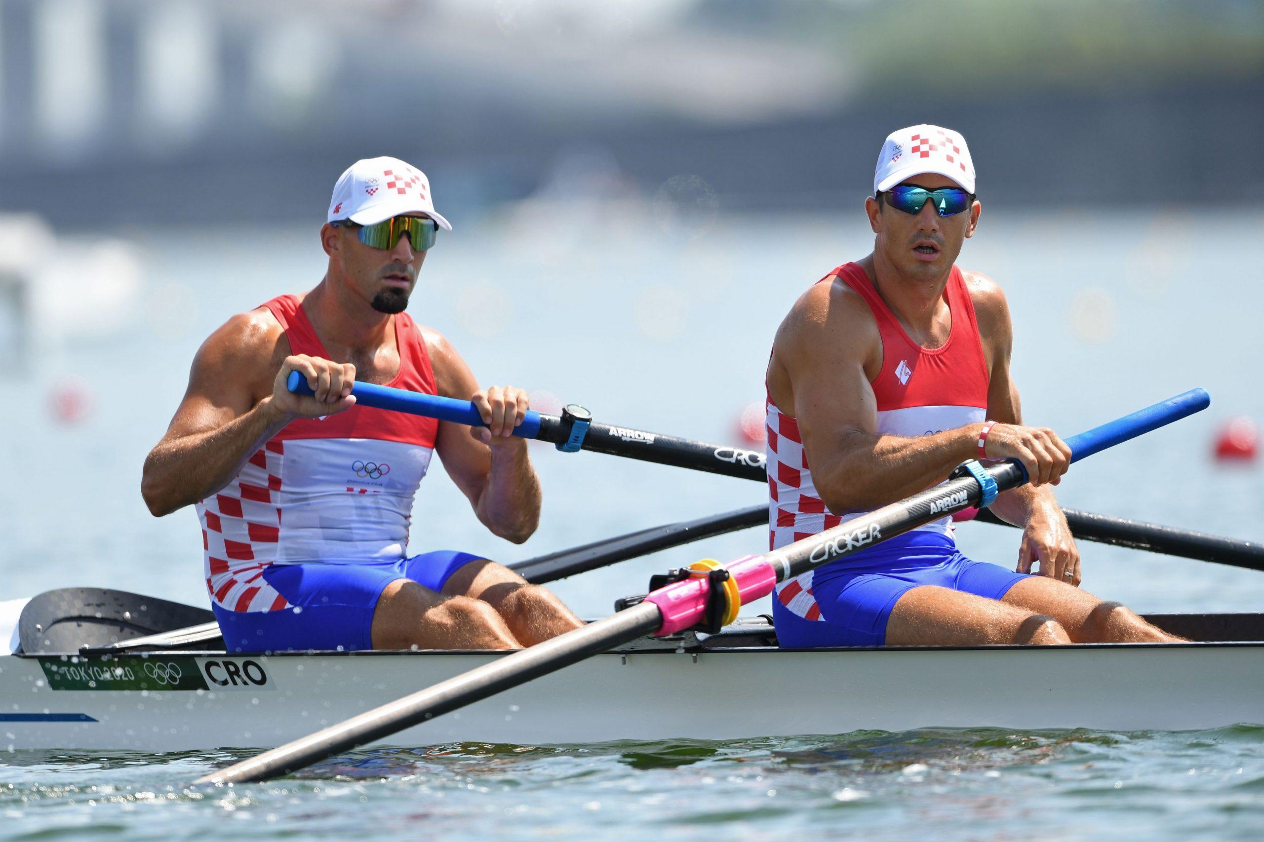 Braća Sinović ostvarili su željeni cilj/Foto REUTERS