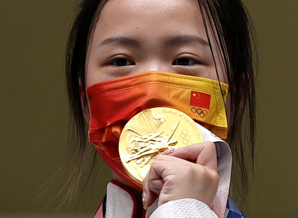 Yang Qian/Foto REUTERS