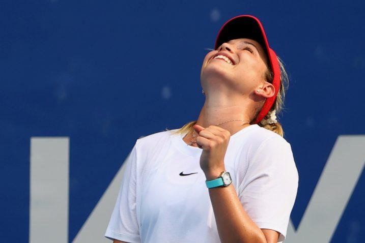 Donna Vekić/Foto REUTERS