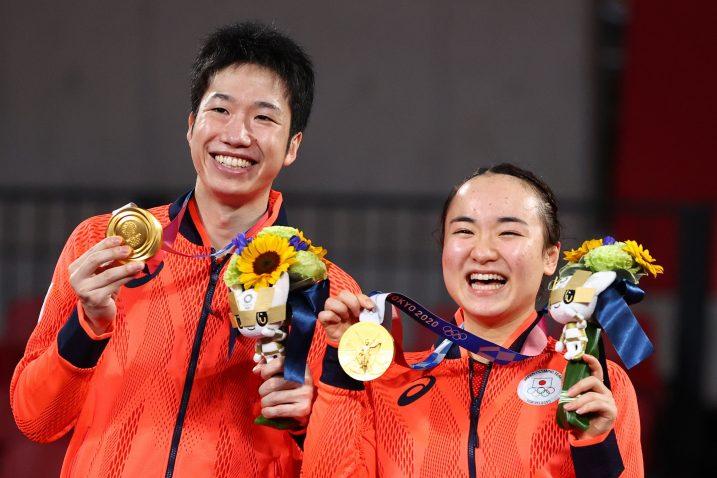 Japanci su vodeća nacija na OI po broju osvojenih medalja/Foto REUTERS