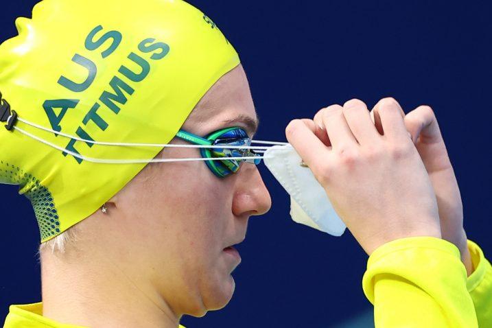 Ariarne Titmus/Foto REUTERS