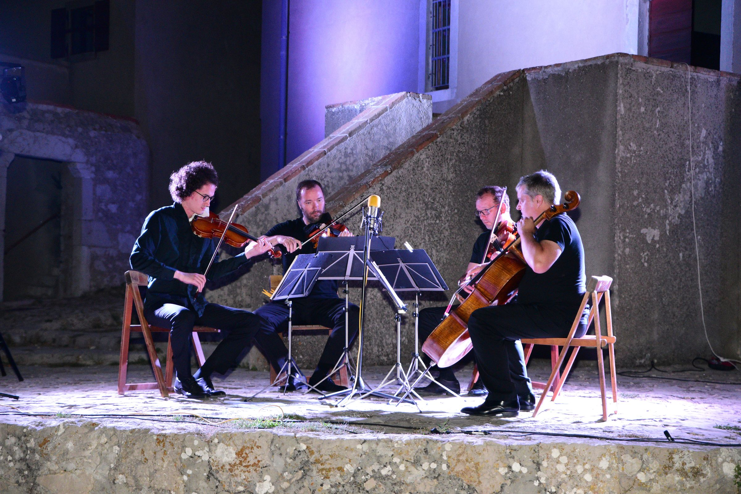 Zagrebački kvartet / Foto Walter Salković