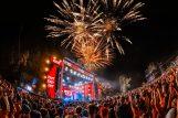 Vatromet na glavnom stageu Exita 2021. / Foto promo