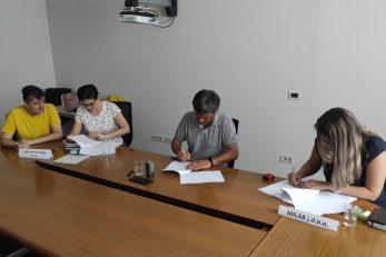 S potpisivanja ugovora