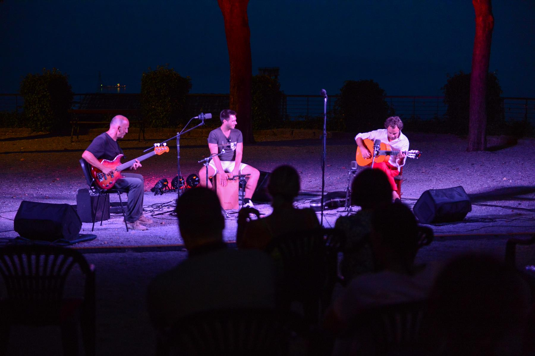 Goran Tomić Trio / Foto KKL