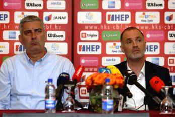 Stojko Vranković i Veljko Mršić/Foto: PIXSELL