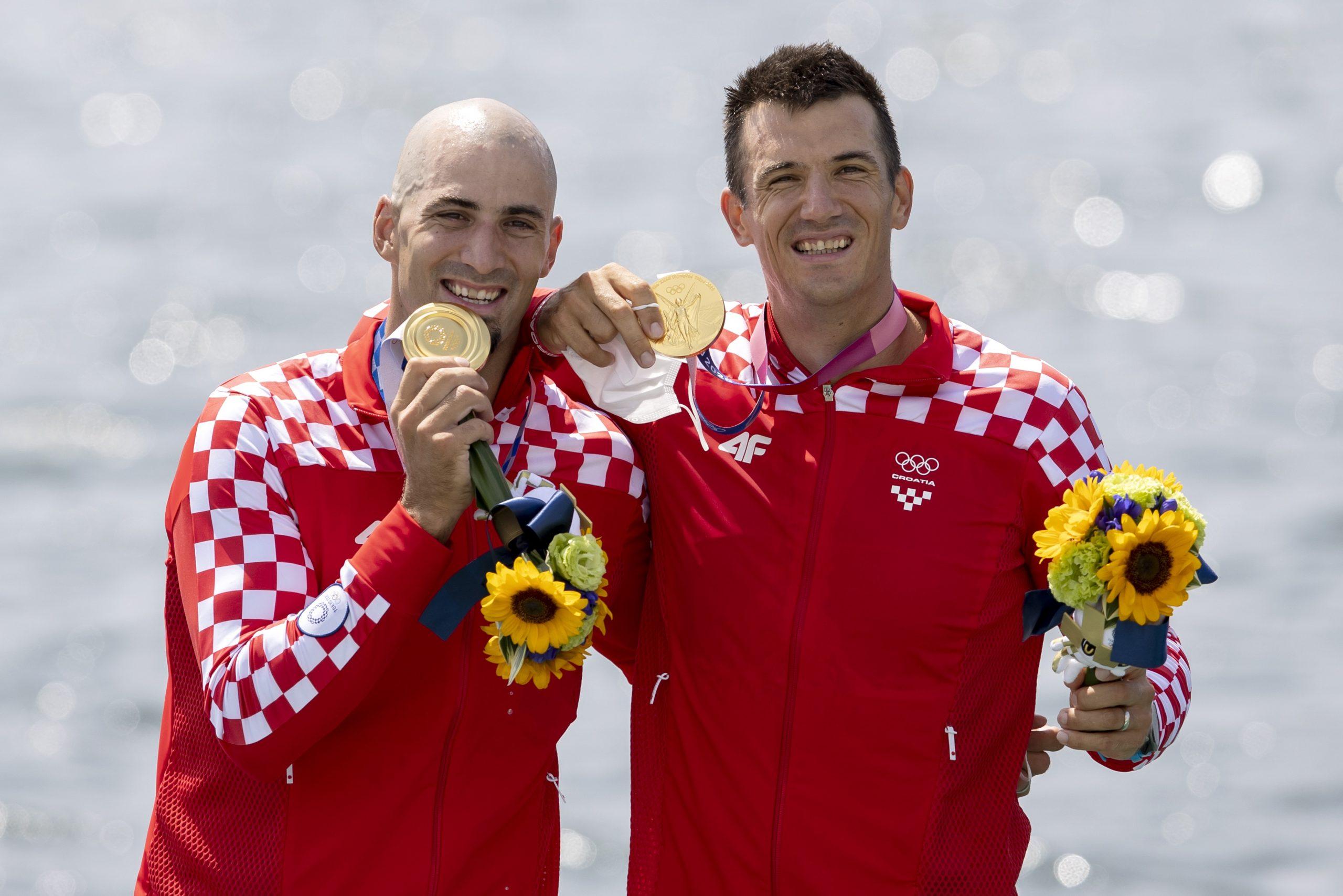 Valent i Martin Sinković/Igor Kralj/PIXSELL