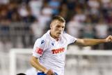 Emir Sahiti donio je Splićanima produžetke/Foto HNK Hajduk