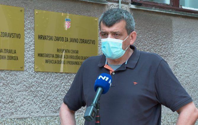 Bernard Kaić / Foto Screenshot N1