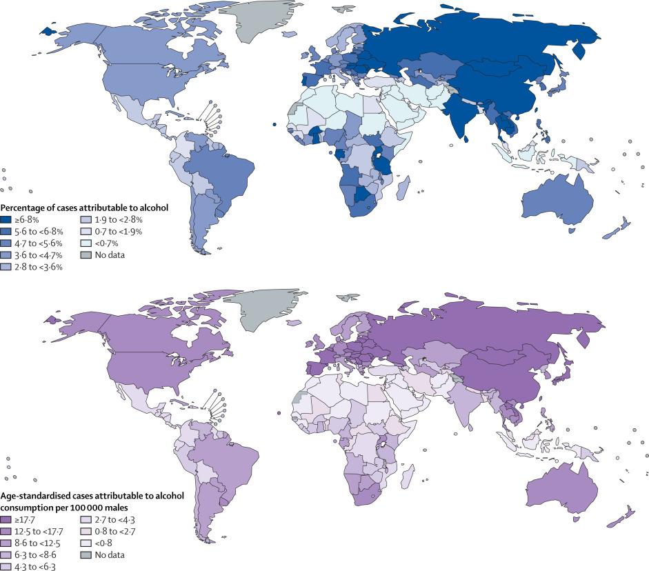Ilustracija: The Lancet Oncology