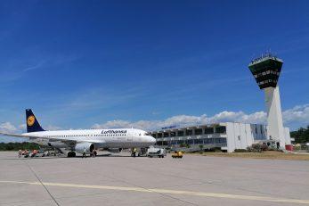 Lufthansa Krk povezuje s Münchenom i Frankfurtom / Foto Facebook Zračna luka Rijeka