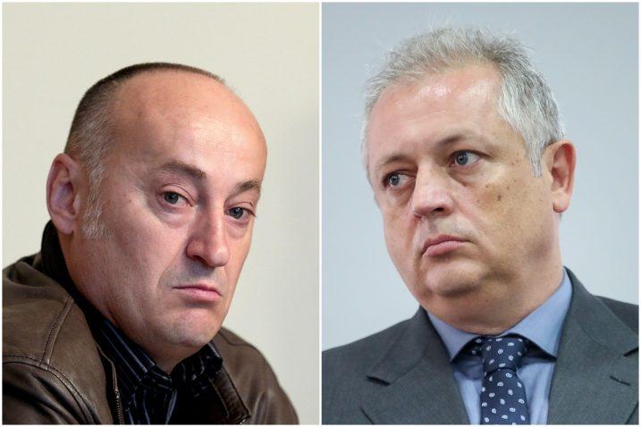 Ilija Vučemilović i Špiro Janović / foto: PIXSELL