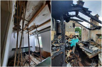 Posljedice požara su teške, u zgradi se više ne može živjeti
