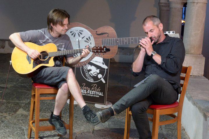 Marko Sedlak i Riccardo Staraj / Foto promo