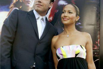 J.Lo i Ben Affleck 2013., Foto: Reuters
