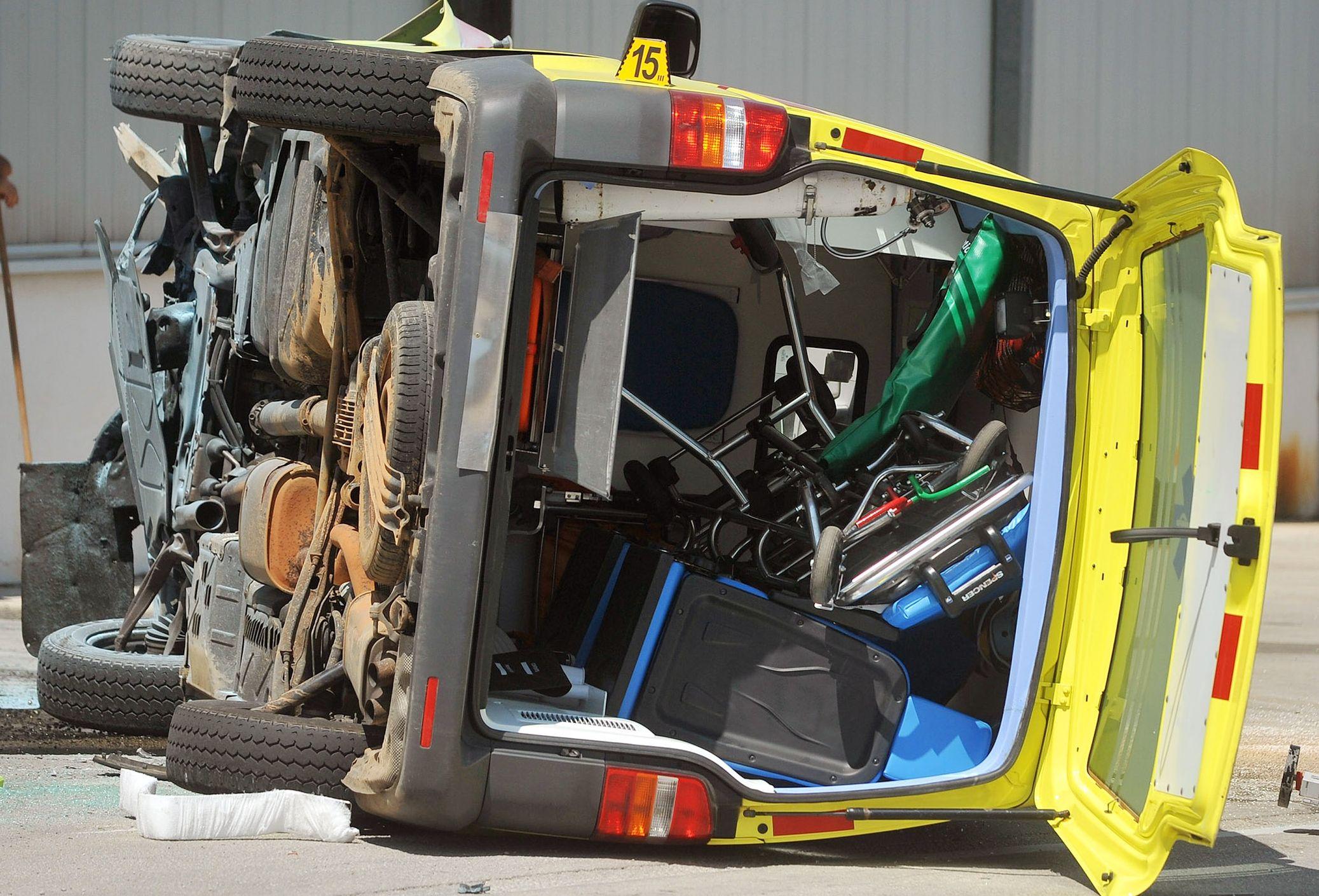 Ilustracija (ne prikazuje nesreću iz teksta) / Foto Filip Brala/PIXSELL