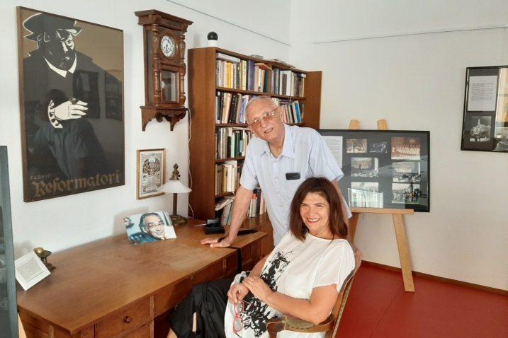 Pavao Pavličić, Julijana Matanović i - Fabrio