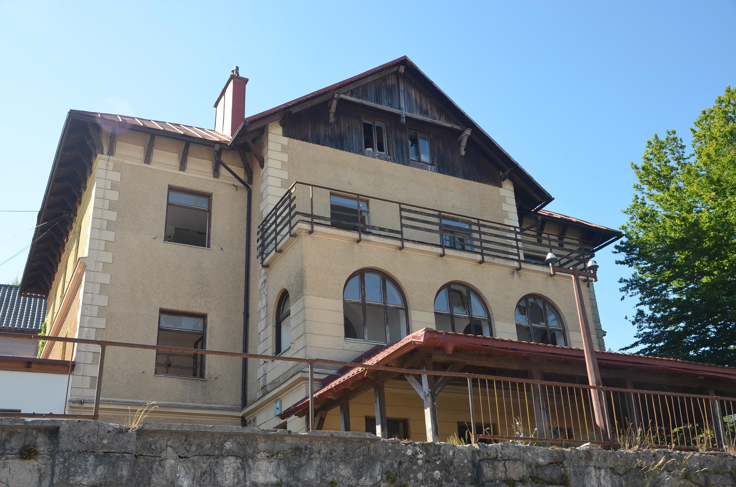 Skrađani našli modus da uz pomoć EU-a revitaliziraju prvi goranski hotel / Foto M. KRMPOTIĆ