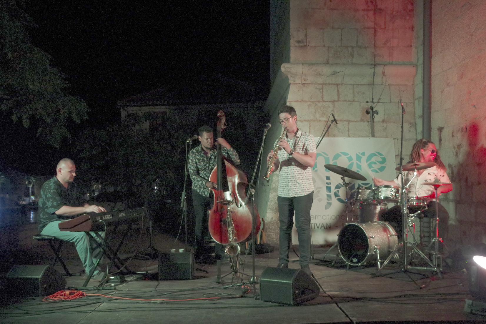 Roland Abreu and the Cuban Latin Jazz / SnimioD. HRVOJ