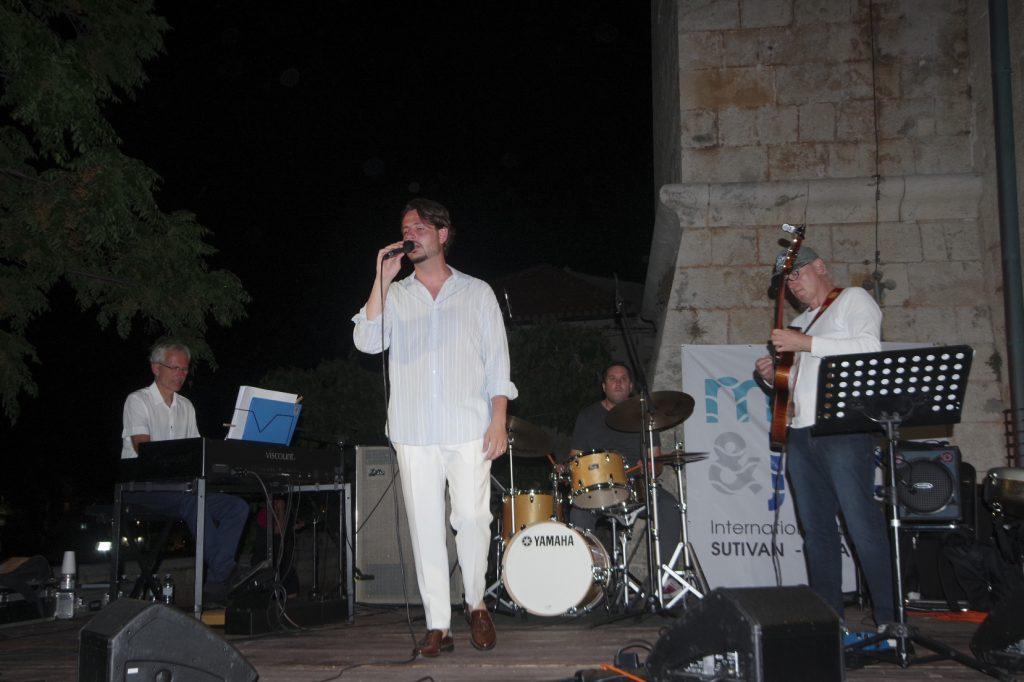 Daniel Caccia & Organ Trio / Snimio D. HRVOJ