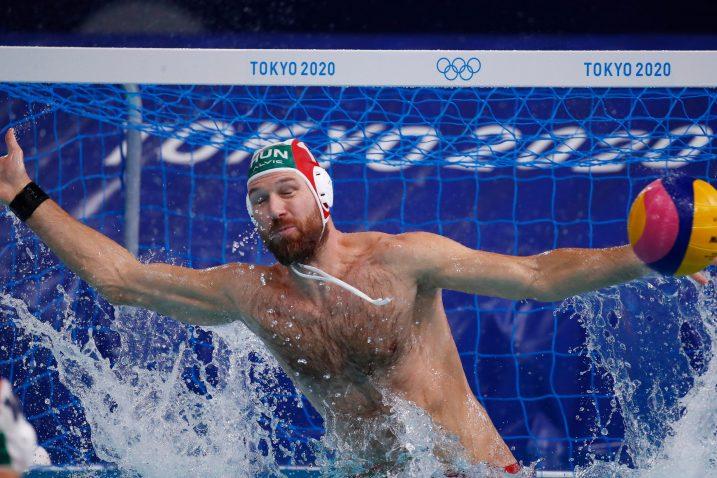 Mađarski vratar Viktor Nagy/Foto REUTERS