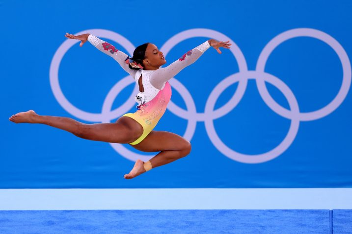 Simone Biles/Foto REUTERS
