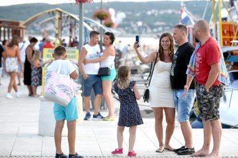Crikvenička rivijera i dalje je druga omiljena destinacija domaćih turista te druga hrvatska destinacija po broju noćenja u obiteljskom smještaju / Foto M. GRACIN