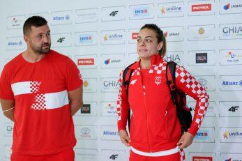 Edis Elkasević i Sandra Perković/Foto: HOO