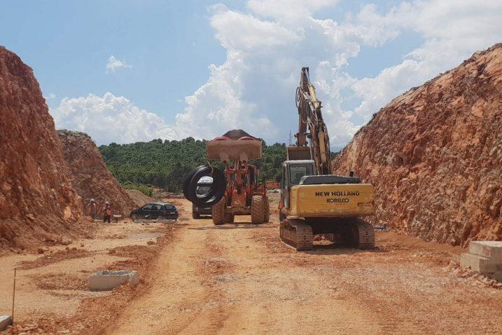 Nazire se kraj gradnji gotovo dvaju kilometara novih cesta