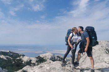 Suputnici u životu i na Adriatica trailu – Maja i Bruno Šimleša