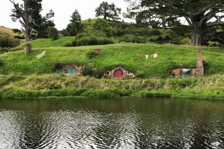 Hobbiton, Foto: REUTERS