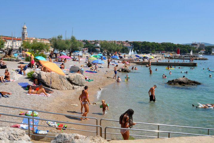 Već s 15. kolovoza na Krku je premašen cjelokupan lanjski rezultat / Foto M. TRINAJSTIĆ