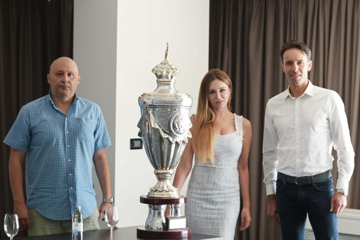 Robert Jurković, Barbara Mesić i Fernando Kirigin/Foto: M. LEVAK