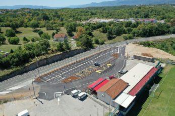 Općina je uložila gotovo 2,4 milijuna kuna u kvalitetna nogometna igrališta, a sad je uređen i prilazni dio