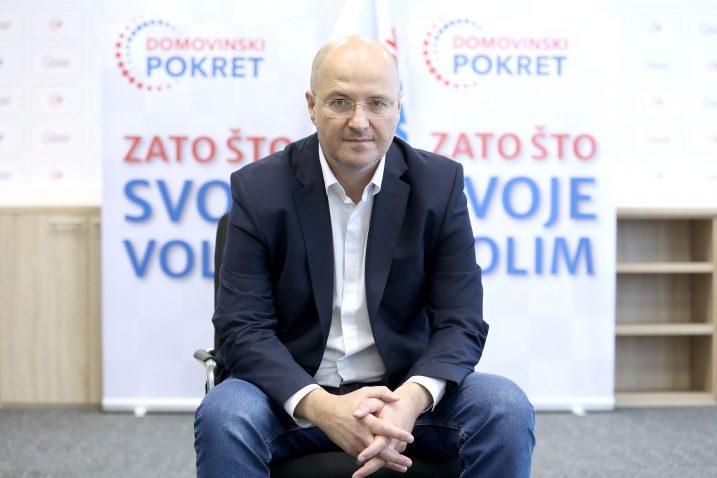 Mario Radić / Photo: Patrik Macek/PIXSELL