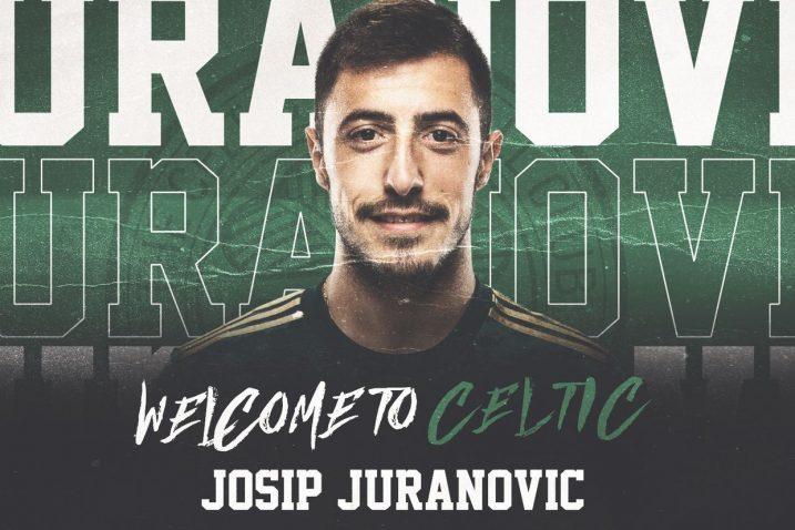 Josip Juranović/Foto: celticfc.vom