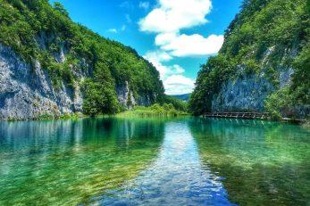 Foto Facebook NP Plitvička jezera