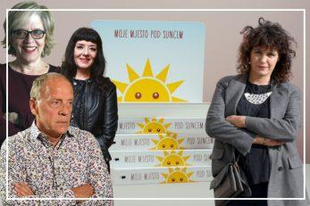 Mirko Ilić, Slavenka Drakulić, Rujana Jeger, Sandra Grozdanov, Foto: Arhiva NL, Pixsell, Ivan Vranjić