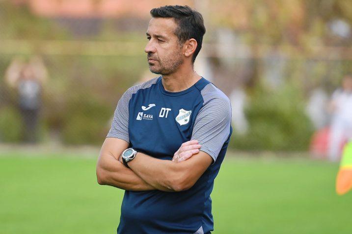 Dragan Tadić, trener juniora Rijeke/Foto Facebook HNK Rijeka