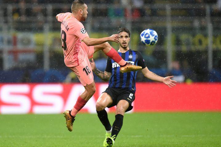 Jordi Alba/Foto REUTERS