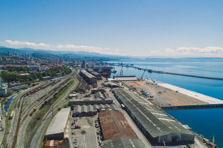 Foto: Lučka uprava Rijeka