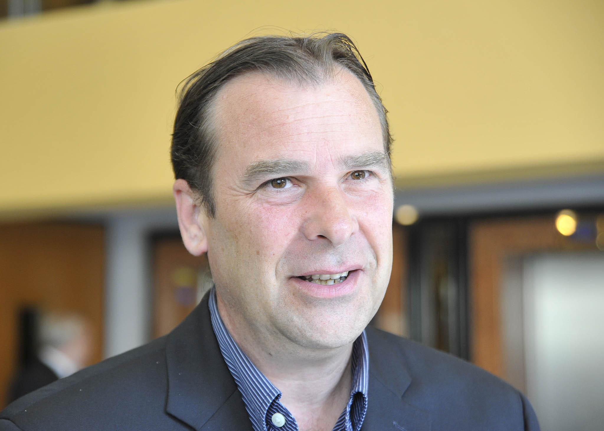 Petar Škarpa, direktor TZG Rijeka