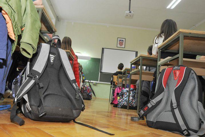 Mini-izmjena pravilnika izazvala je veliku pažnju učitelja i nastavnika / Foto S. DRECHSLER