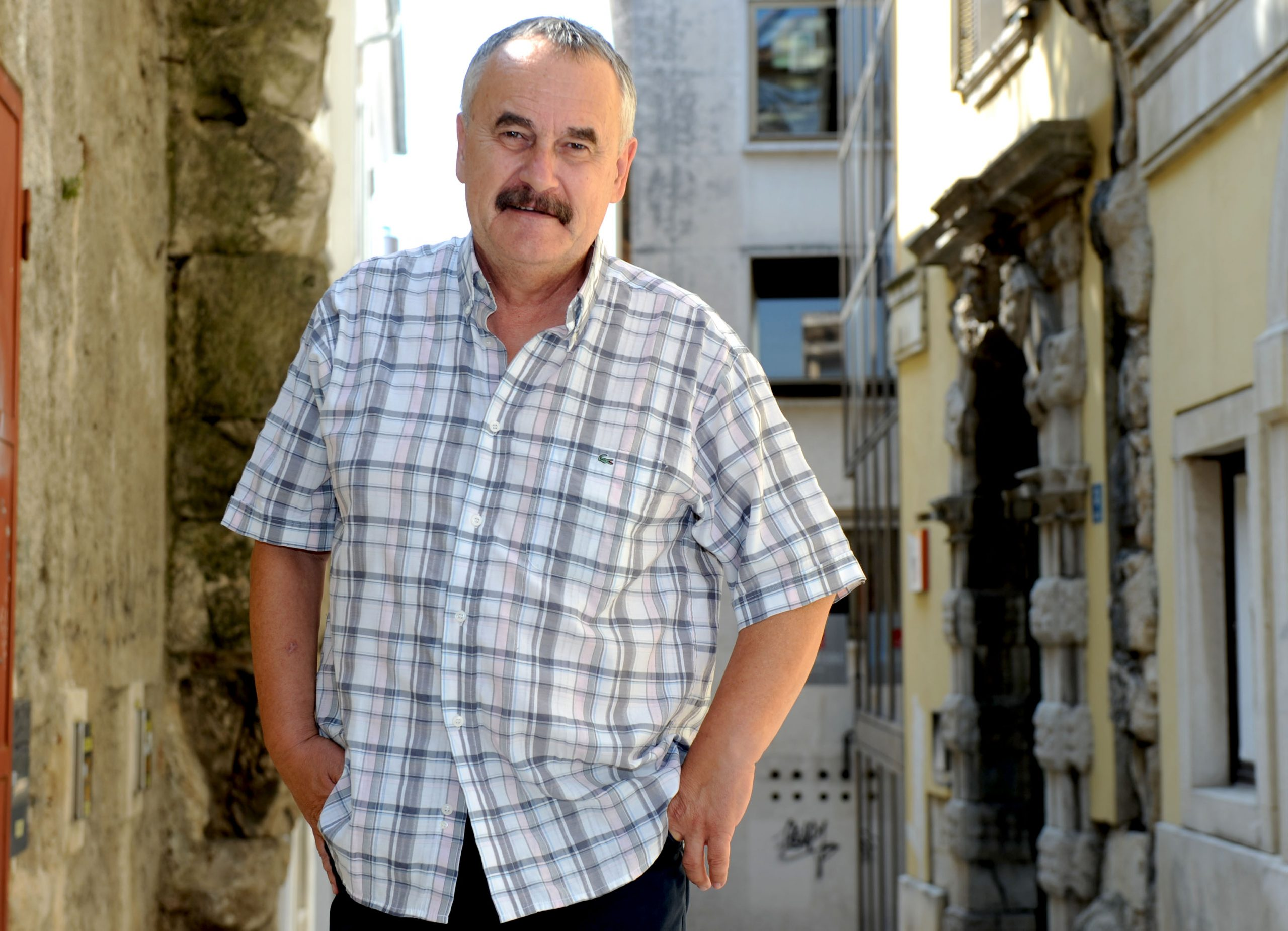 Bernardin Modrić / Foto Marko Gracin