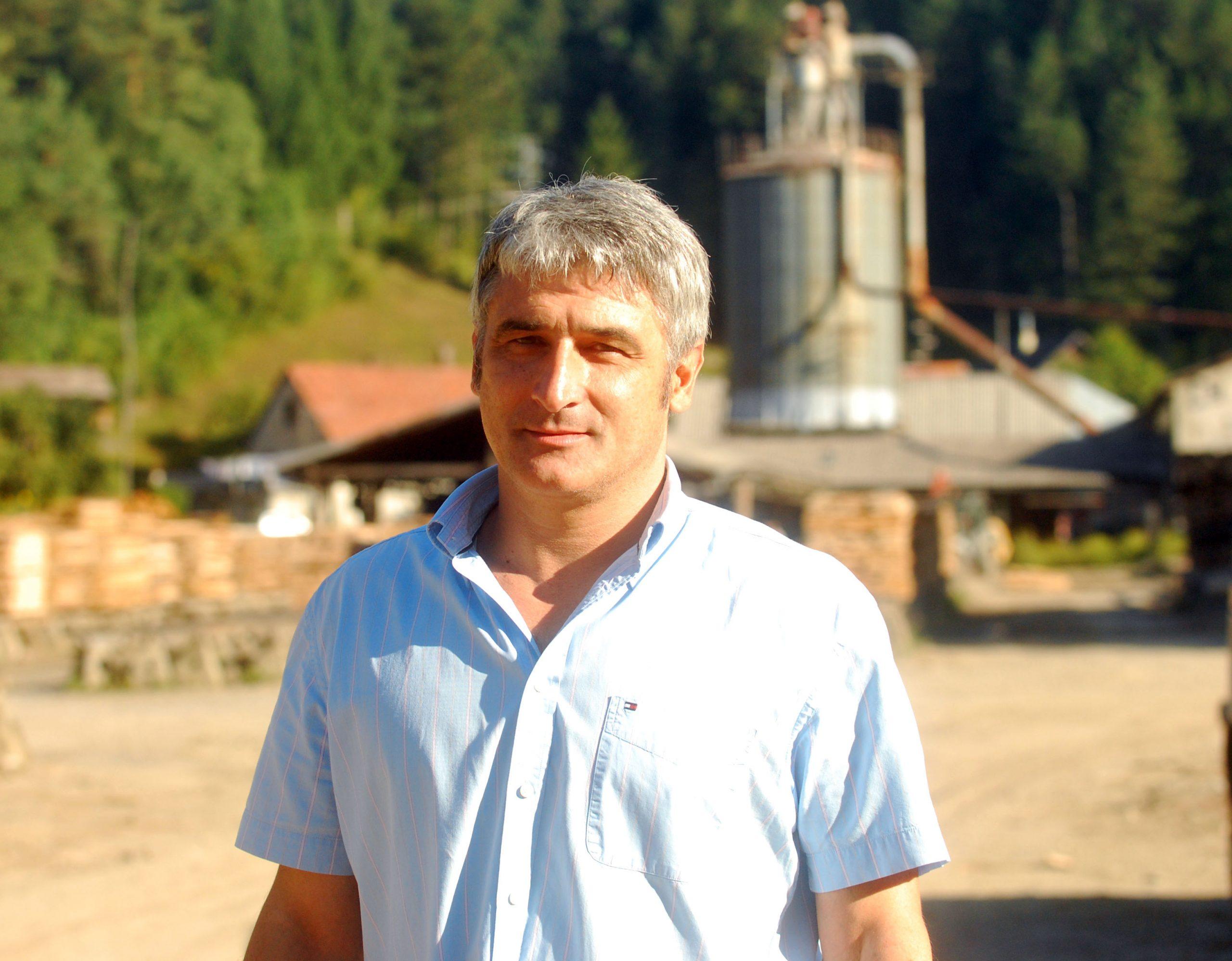 Darko Prodan, vlasnik tvrtke Cedar / Foto Marinko Krmpotić