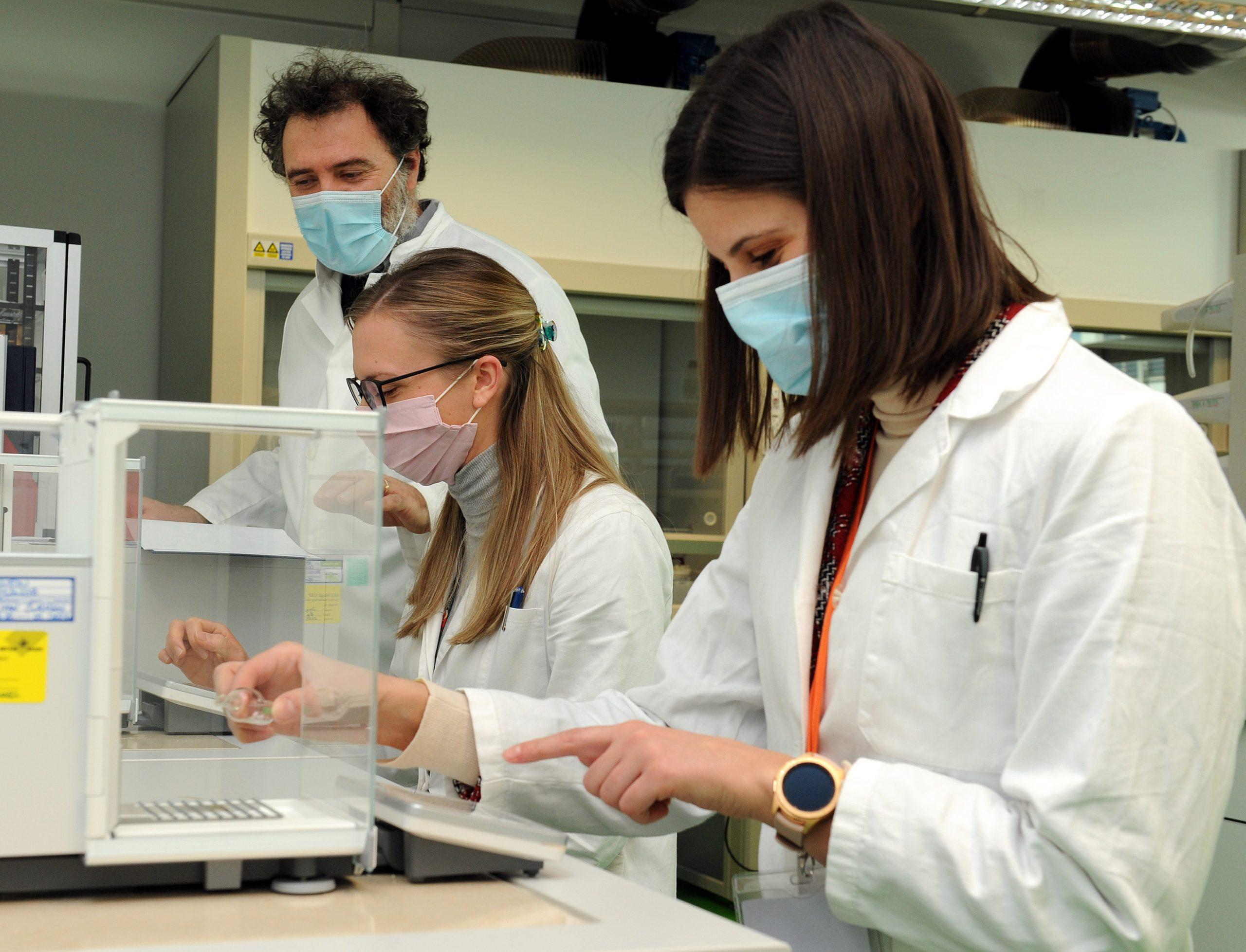 Do rujna sljedeće godine prostori Odjela za biotehnologiju bit će dodatno opremljeni i prilagođeni potrebama CEPRIL-a / Foto Marko Gracin