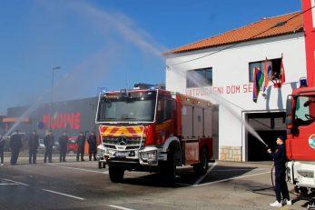 Nova vozila senjskih vatrogasaca morala bi biti garažirana