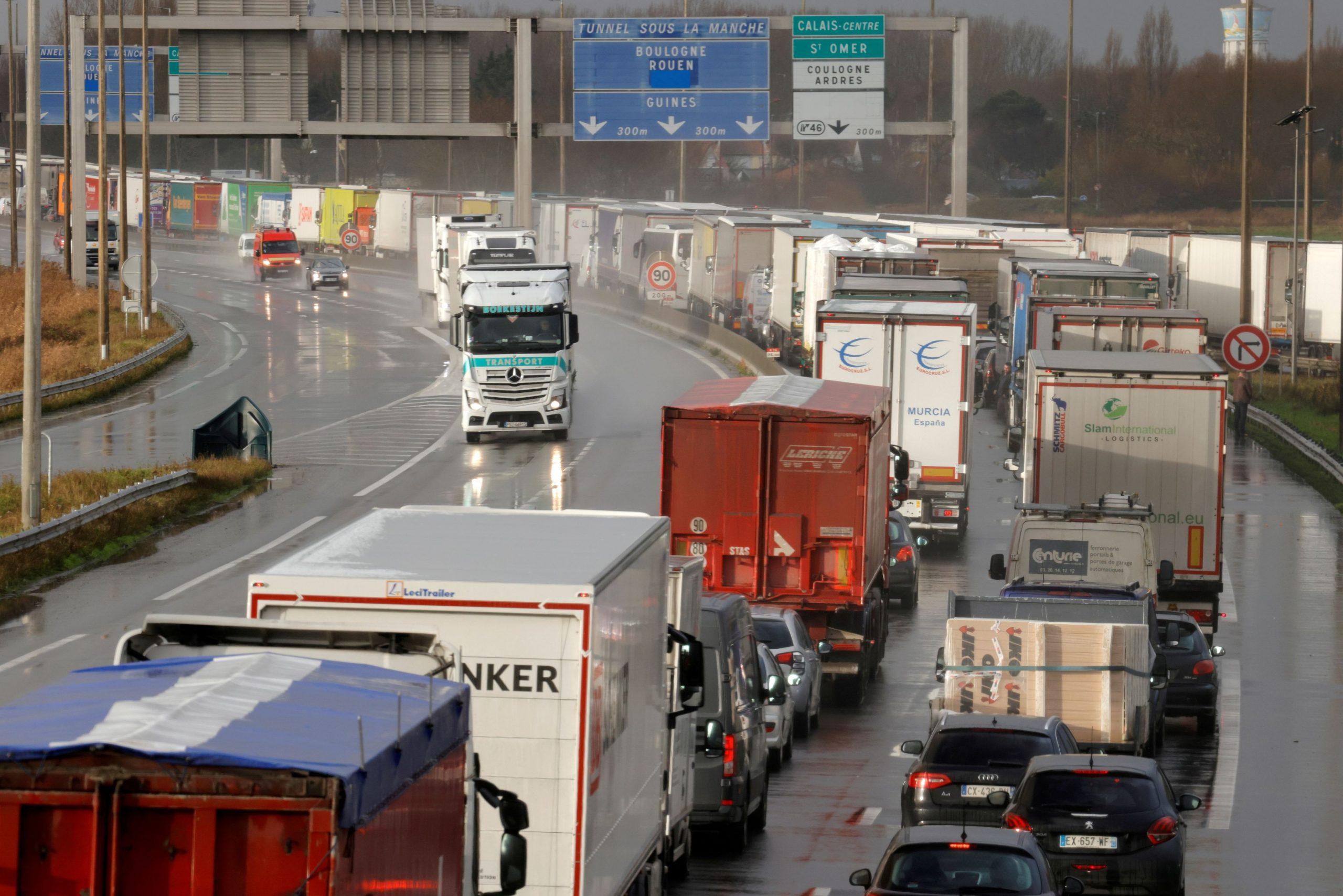 Prema odluci EU-a, iduće godine trebaju se poboljšati radni uvjeti za vozače kamiona / Reuters