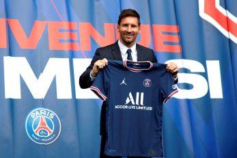 Leo Messi posljednja je velika akvizicija Parižana/Foto REUTERS